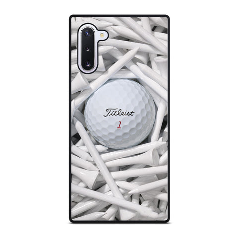 TITLEIST GOLF ICON Samsung Galaxy Note 10 Case Cover