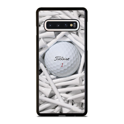 TITLEIST GOLF ICON Samsung Galaxy S10 Case Cover