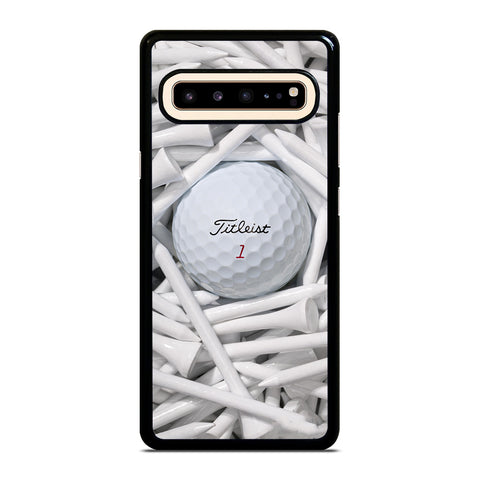 TITLEIST GOLF ICON Samsung Galaxy S10 5G Case Cover