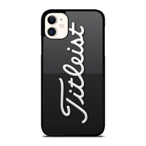 TITLEIST ICON iPhone 11 Case Cover
