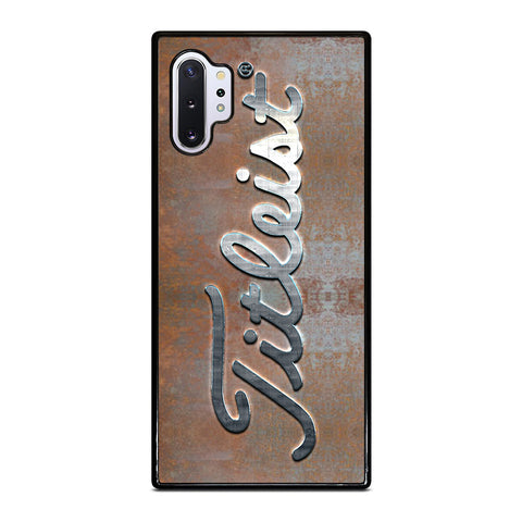 TITLEIST PLATE LOGO Samsung Galaxy Note 10 Plus Case Cover