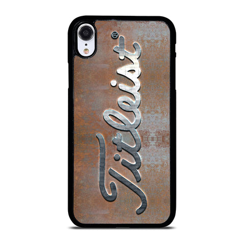 TITLEIST PLATE LOGO iPhone XR Case Cover