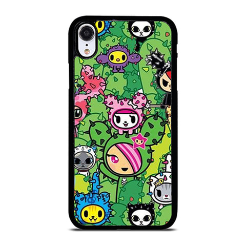 TOKIDOKI DONUTELLA CACTUS  iPhone XR Case Cover