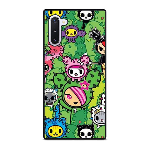 TOKIDOKI DONUTELLA CACTUS  Samsung Galaxy Note 10 Case Cover