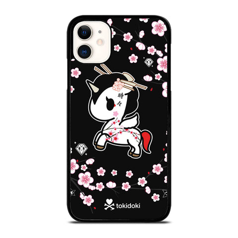 TOKIDOKI UNICORN SAKURA iPhone 11 Case Cover