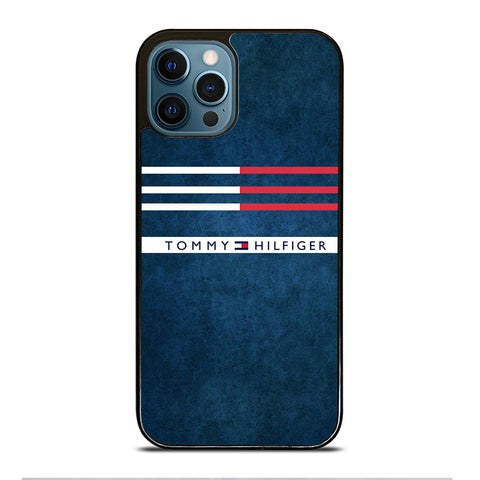 TOMMY HILFIGER ICON iPhone 12 Pro Max Case Cover