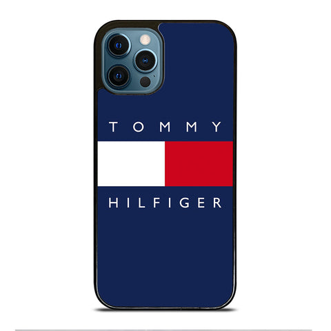 TOMMY HILFIGER iPhone 12 Pro Max Case Cover