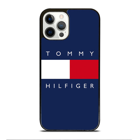 TOMMY HILFIGER iPhone 12 Pro Case Cover