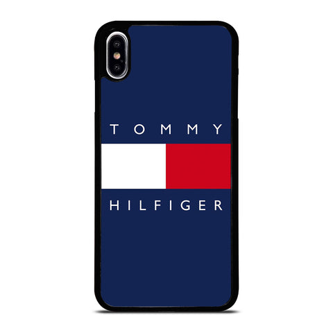TOMMY HILFIGER iPhone XS Max Case Cover