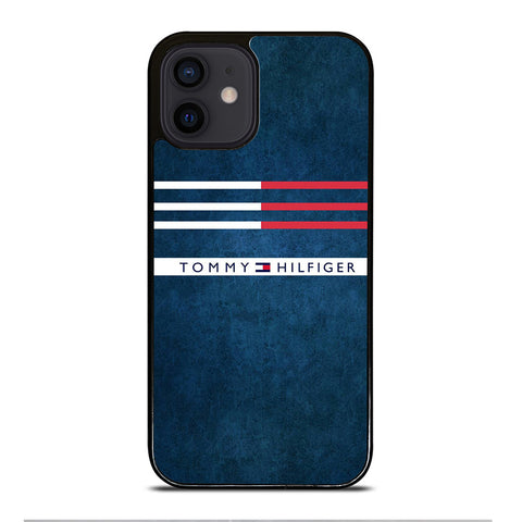 TOMMY HILFIGER ICON iPhone 12 Mini Case Cover