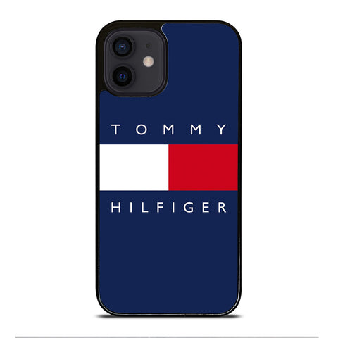 TOMMY HILFIGER iPhone 12 Mini Case Cover