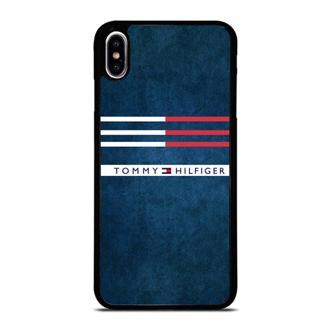 TOMMY HILFIGER ICON iPhone XS Max Case Cover