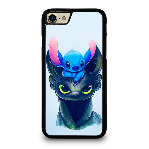 TOOTHLESS AND STITCH ART iPhone 7 / 8 Case Cover