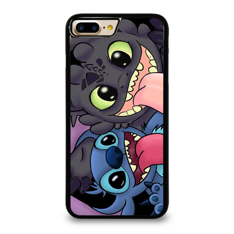 TOOTHLESS AND STITCH CARTOON iPhone 7 / 8 Plus Case Cover