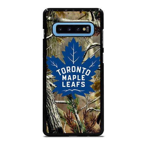 TORONTO MAPLE LEAFS CAMO Samsung Galaxy S10 Plus Case Cover