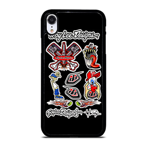 TROY LEE DESIGN COLLAGE iPhone XR Case Cover