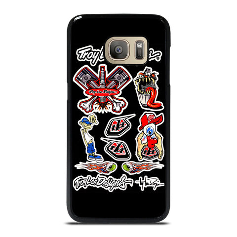 TROY LEE DESIGN COLLAGE Samsung Galaxy S7 Case Cover