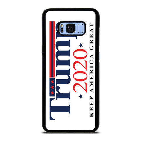 TRUMP 2020 KEEP AMERICA GREAT Samsung Galaxy S8 Plus Case Cover