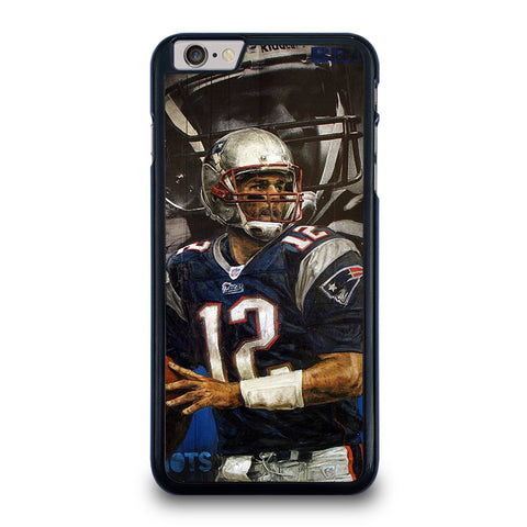 Tom Brady New England Patriots Nfl iPhone 6 / 6S Plus Case Cover