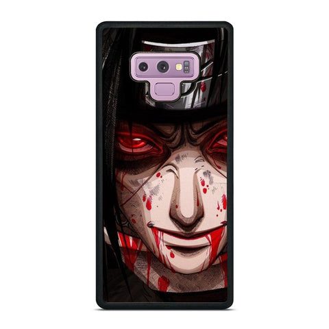 UCHIHA ITACHI NARUTO BLOOD FACE Samsung Galaxy Note 9 Case Cover