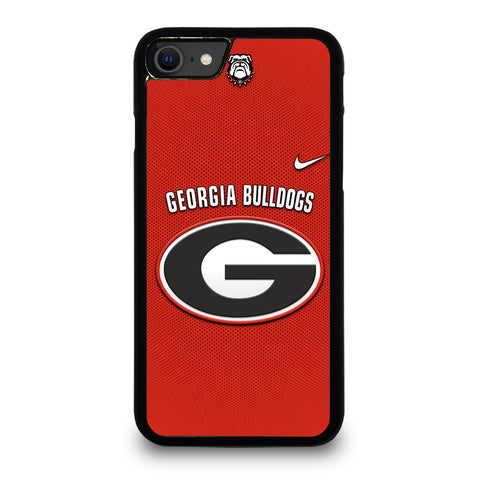 UGA GEORGIA BULLDOGS JERSEY iPhone SE 2020 Case Cover