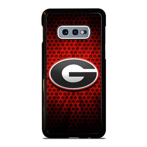 UGA GEORGIA BULLDOGS LOGO  Samsung Galaxy S10e Case Cover