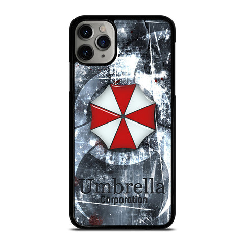 UMBRELLA RESIDENT EVIL iPhone 11 Pro Max Case Cover