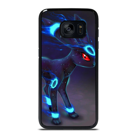UMBREON SHINY POKEMON Samsung Galaxy S7 Edge Case Cover