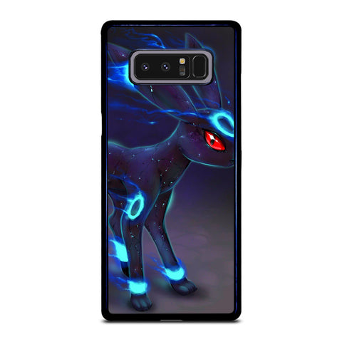 UMBREON SHINY POKEMON Samsung Galaxy Note 8 Case Cover