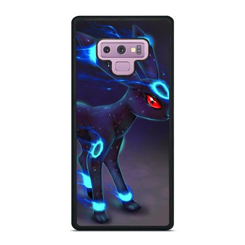 UMBREON SHINY POKEMON Samsung Galaxy Note 9 Case Cover