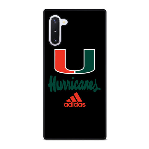 UM MIAMI HURRICANES ICON Samsung Galaxy Note 10 Case Cover