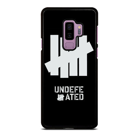 UNDEFEATED BLACK LOGO Samsung Galaxy S9 Plus Case Cover