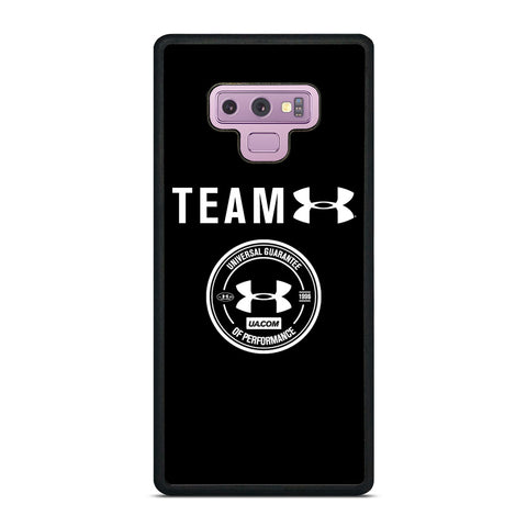UNDER ARMOUR TEAM Samsung Galaxy Note 9 Case Cover