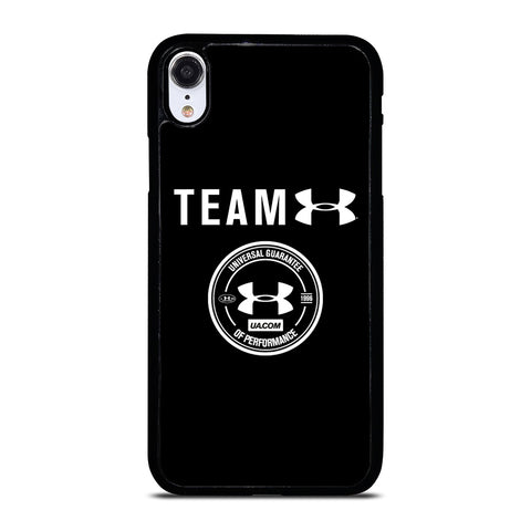 UNDER ARMOUR TEAM iPhone XR Case Cover