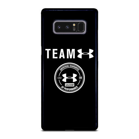 UNDER ARMOUR TEAM Samsung Galaxy Note 8 Case Cover