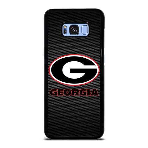 UNIVERSITY GEORGIA CARBON SYMBOL Samsung Galaxy S8 Plus Case Cover