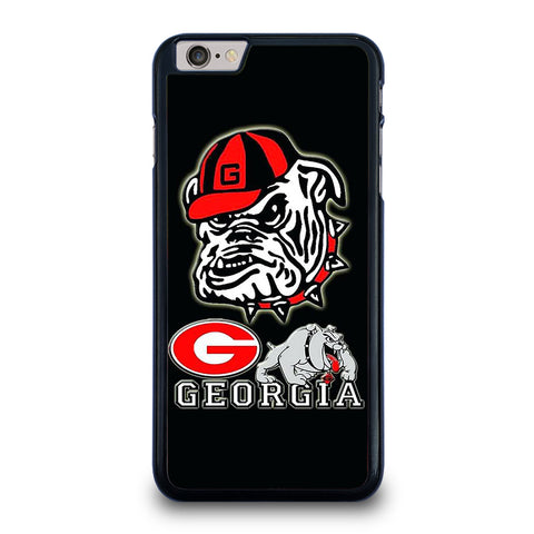 UNIVERSITY OF GEORGIA BULLDOGS ICON iPhone 6 / 6S Plus Case Cover