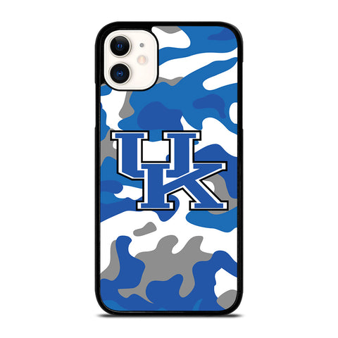 UNIVERSITY OF KENTUCKY CAMO iPhone 11 Case Cover