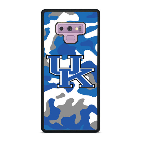 UNIVERSITY OF KENTUCKY CAMO Samsung Galaxy Note 9 Case Cover