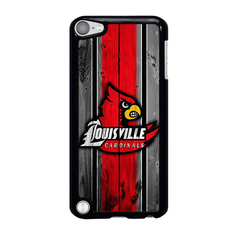 UNIVERSITY OF LOUISVILLE  WOODEN LOGO iPod Touch 5 Case
