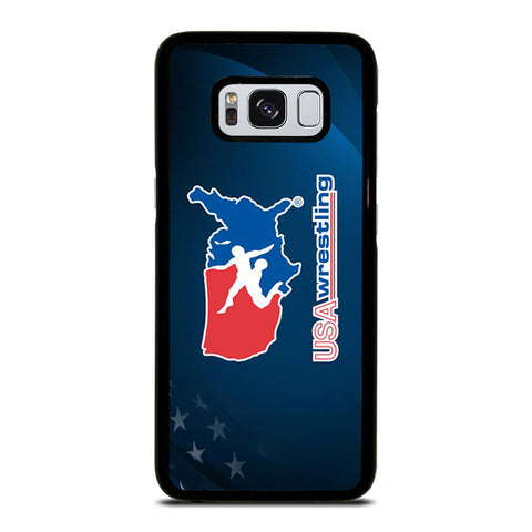 USA WRESTLING AMERICAN Samsung Galaxy S8 Case Cover