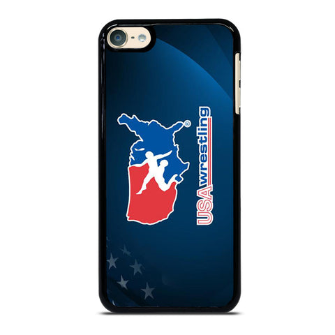 USA WRESTLING AMERICAN iPod Touch 6 Case
