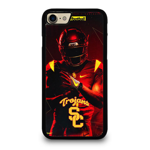 USC FOOTBALL TROJANS LOGO iPhone 7 / 8 Case Cover