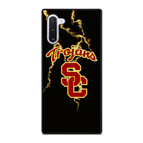 USC TROJANS LOGO NFL Samsung Galaxy Note 10 Case Cover