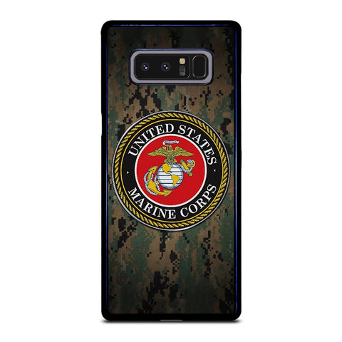USMC MARINE CAMO Samsung Galaxy Note 8 Case Cover