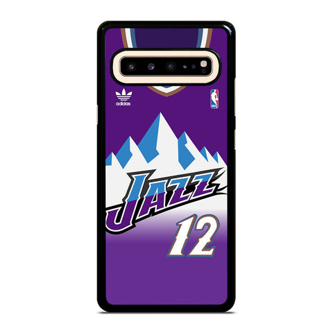UTAH JAZZ BASKETBALL JERSEY Samsung Galaxy S10 5G Case Cover