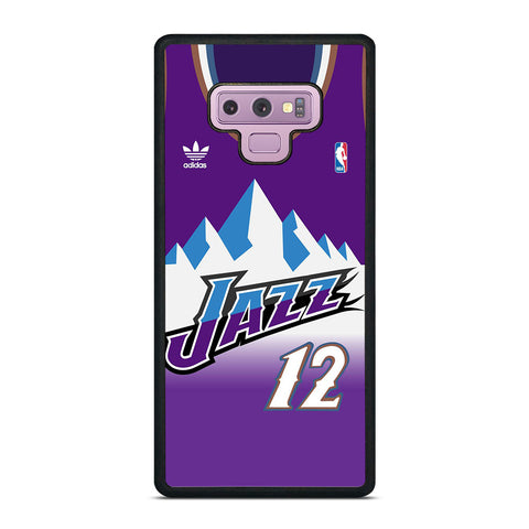 UTAH JAZZ BASKETBALL JERSEY Samsung Galaxy Note 9 Case Cover
