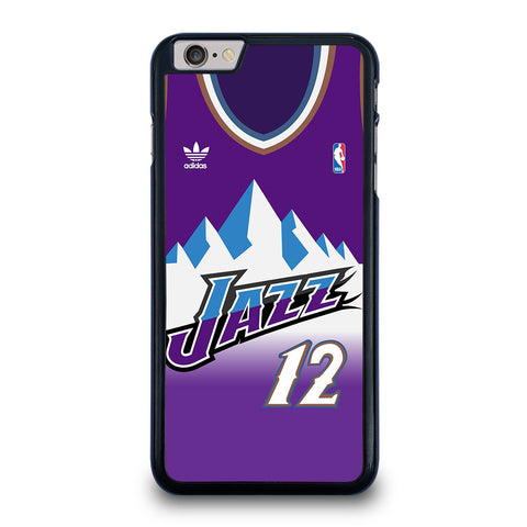 UTAH JAZZ BASKETBALL JERSEY iPhone 6 / 6S Plus Case Cover