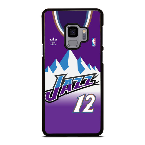 UTAH JAZZ BASKETBALL JERSEY Samsung Galaxy S9 Case Cover