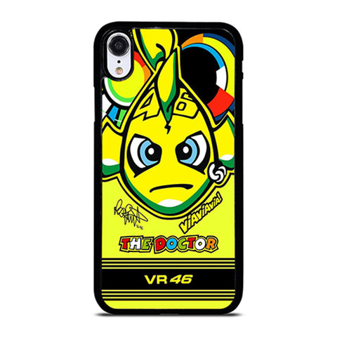 VALENTINO ROSSI 46 MOTOR GP iPhone XR Case Cover